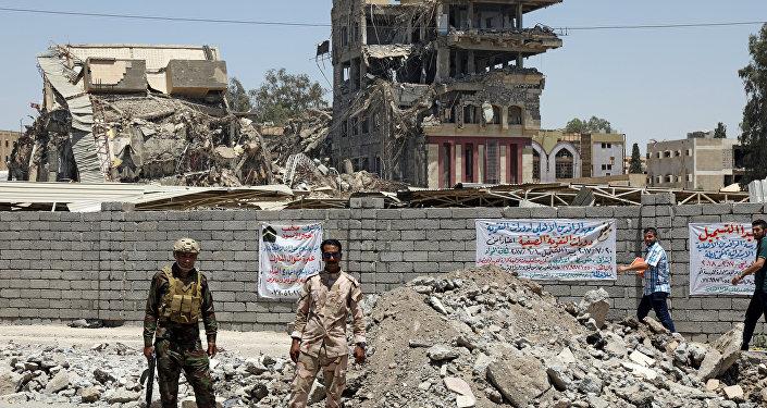 L'armée irakienne progresse et reprend un nouveau quartier de Mossoul