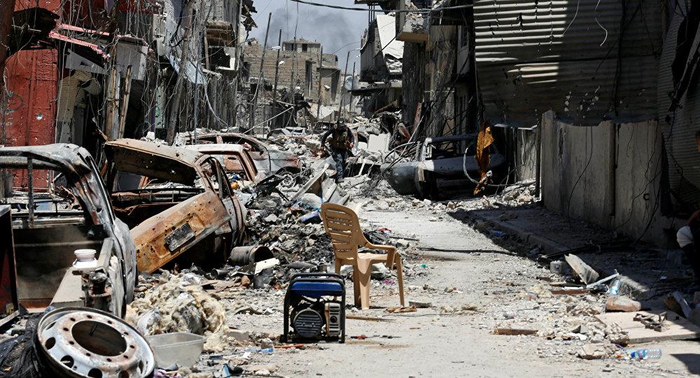 Daech chassé de plus de 50% de la vieille ville de Mossoul