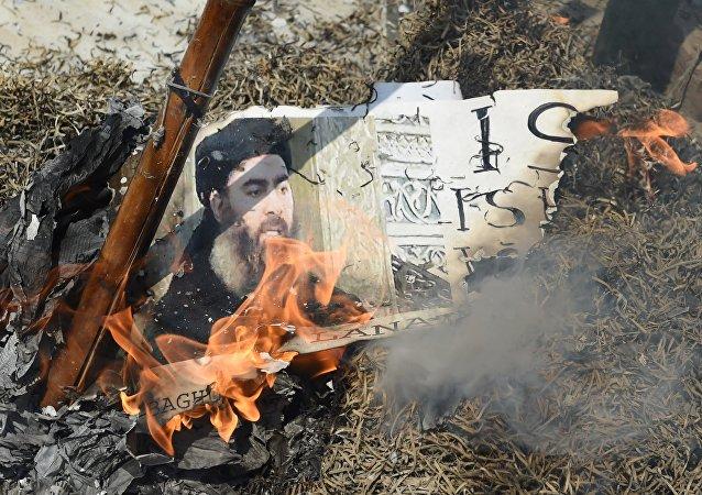 Portrait d'Al-Baghdadi