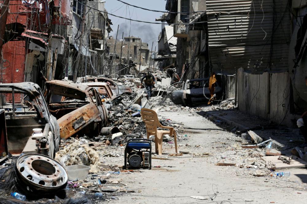 Mossoul libérée des commandos de Daech