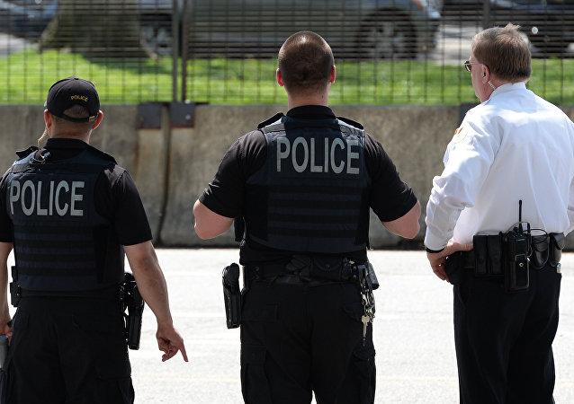 Explosion devant un centre de recrutement US: la police révèle de nouveaux détails. Image d'illustration
