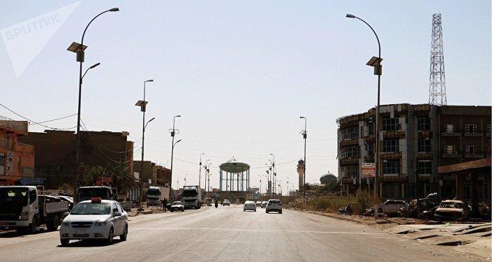 La ville irakienne de Ramadi