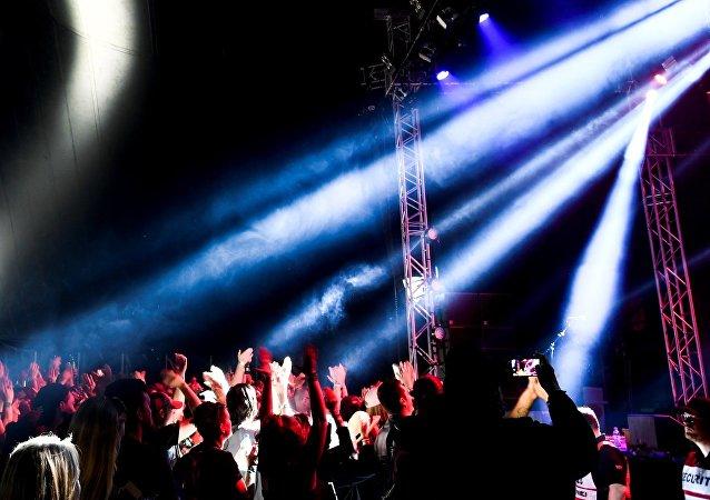 Festival de musique baptisé Bravalla