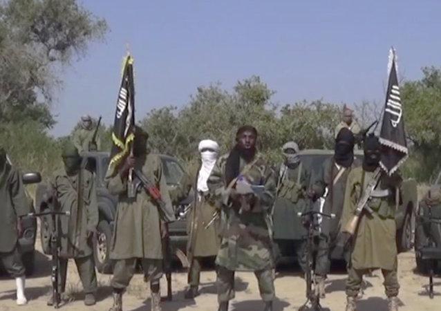 Combattants de Boko Haram