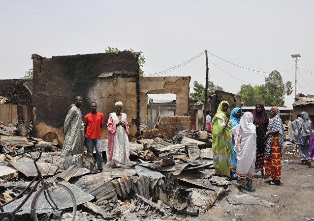700 djihadistes de Boko Haram se rendent aux militaires nigérians