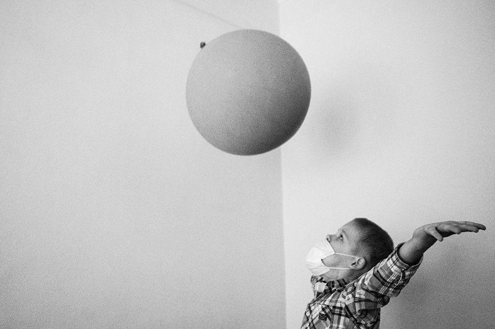 La short list du concours Andreï Sténine: catégorie Portrait
