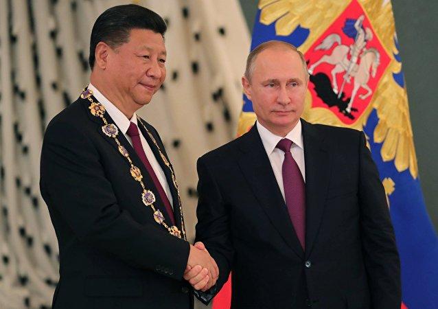 Xi Jinping: c'est avec Moscou que Pékin maintient le contact le plus étroit
