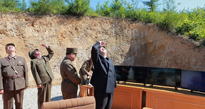Pyongyang sur le tir d'un missile: preuve de la puissance de la défense nord-coréenne