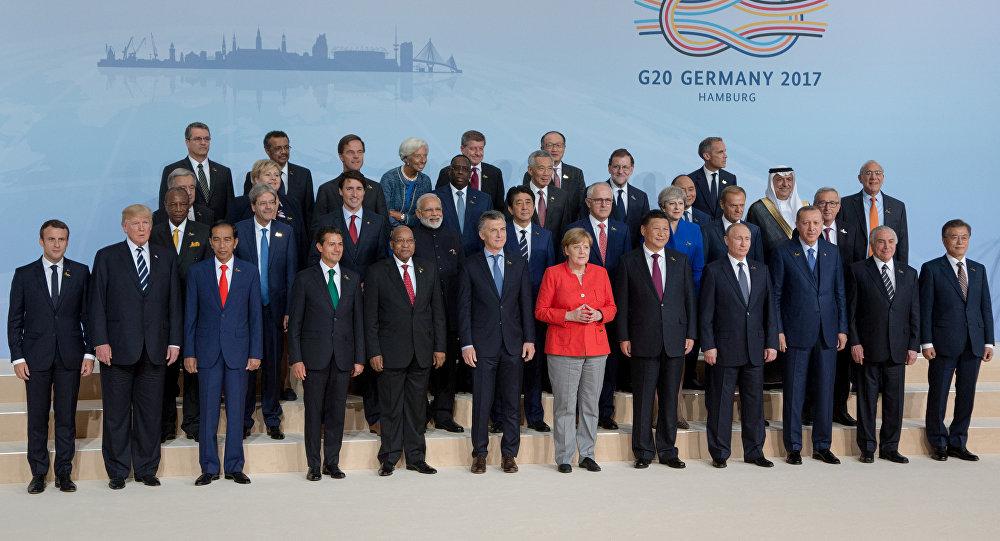 Rencontre g20 2018