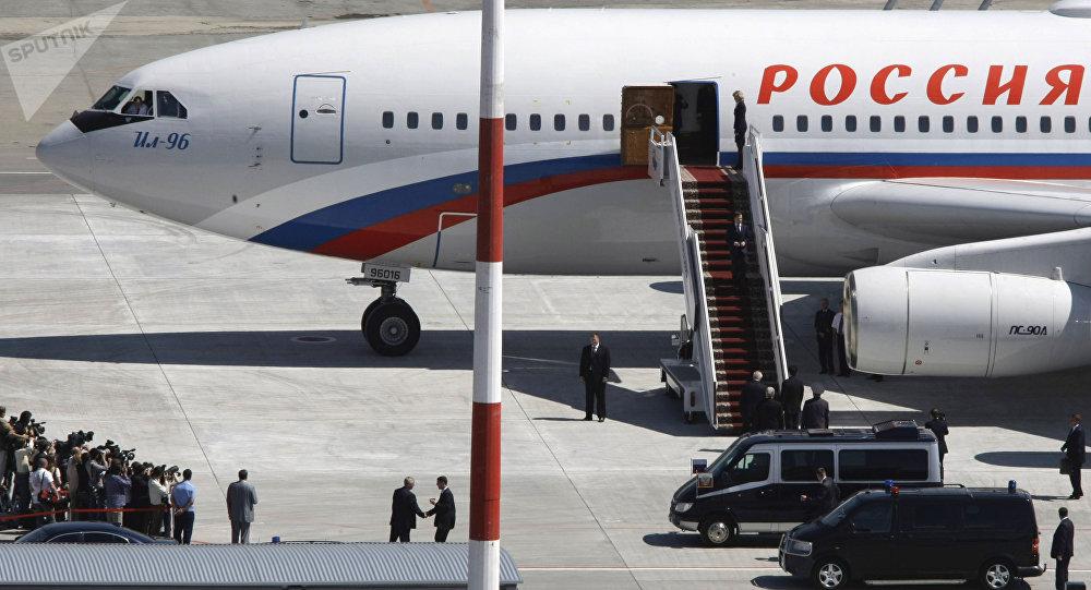 Un avion pour rapatrier les diplomates russes des USA