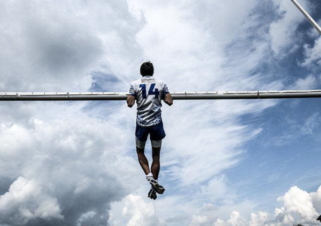 La short list du concours de photos Andreï Sténine. La catégorie Sport