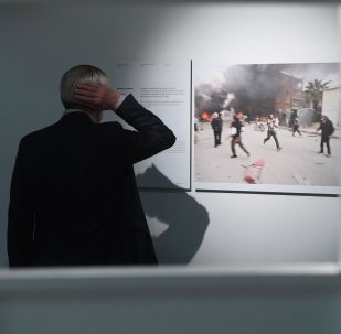 L'exposition des photos gagnantes du concours Sténine