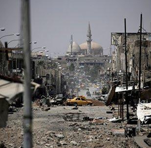 Mossoul. Archive photo