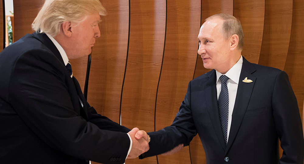 Trump sur la rencontre avec Poutine: «J'ai été très dur»