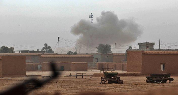 Irak : Libération d'une première zone près de Tall Afar