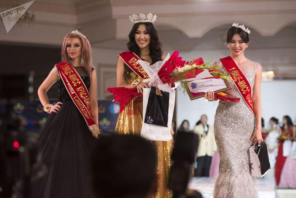 Les plus belles Kirghizes