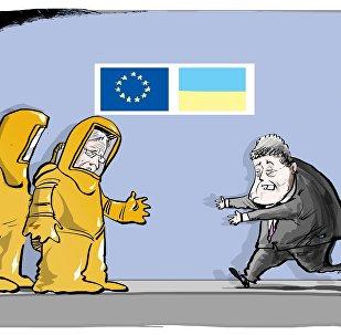 Sommet UE-Ukraine: Bruxelles s'oppose à une disposition sur l'adhésion de Kiev