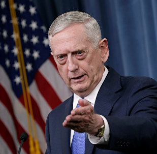 James Mattis, chef du Pentagone