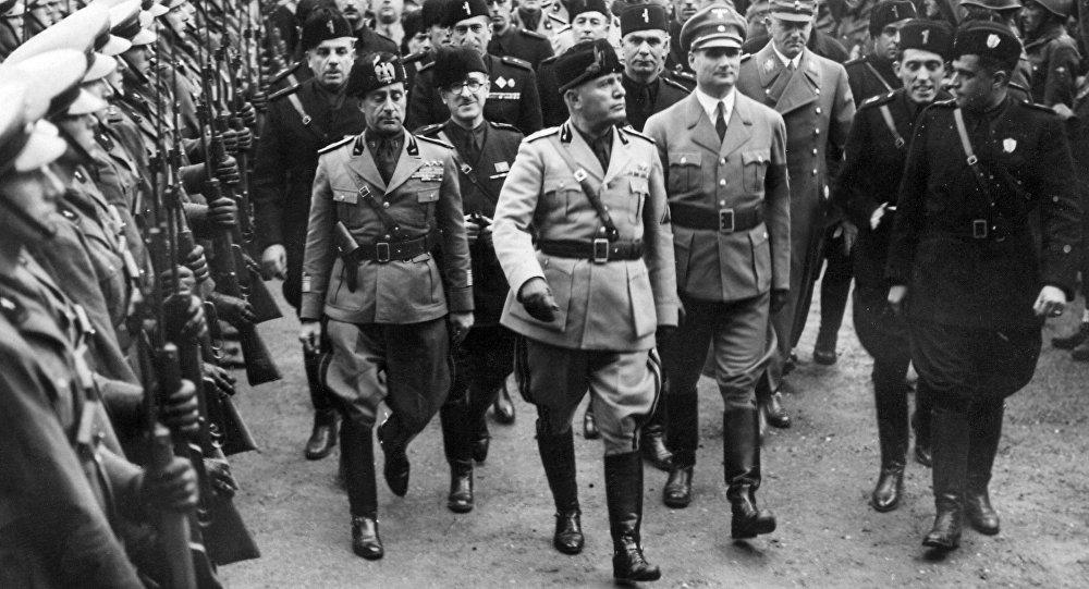 Benito Mussolini (Archivbild)