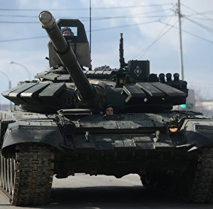 Char russe T-90
