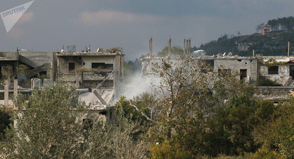 La province syrienne de Lattaquié