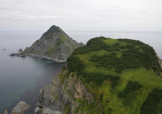La péninsule du Kamtchatka