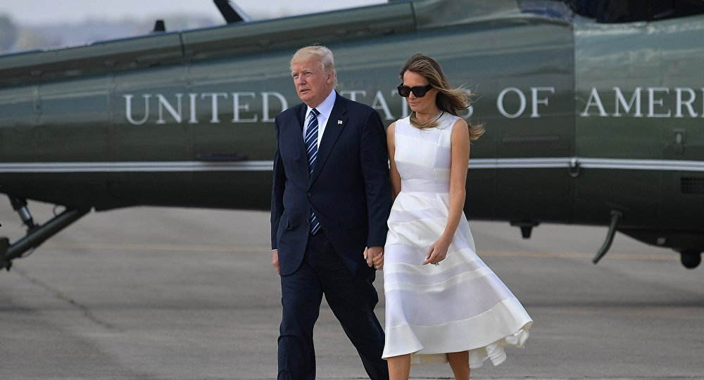 Donald Trump et Melania Trump (archives)