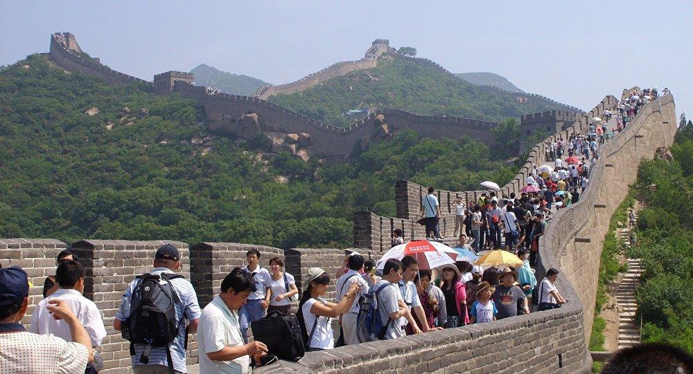 La Chine reste le pays le plus sûr d'Asie pour les touristes