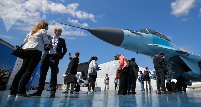 MAKS 2017: nouveau MiG-35, T-50 et drones arctiques
