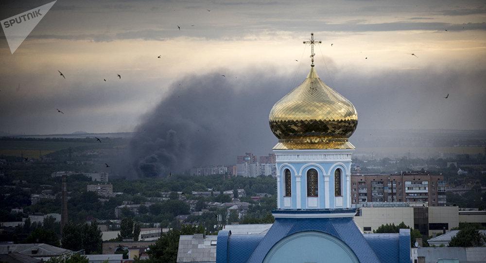 Création de la Malorossiya: le Donbass lutte pour toute l'Ukraine, pas que pour lui-même