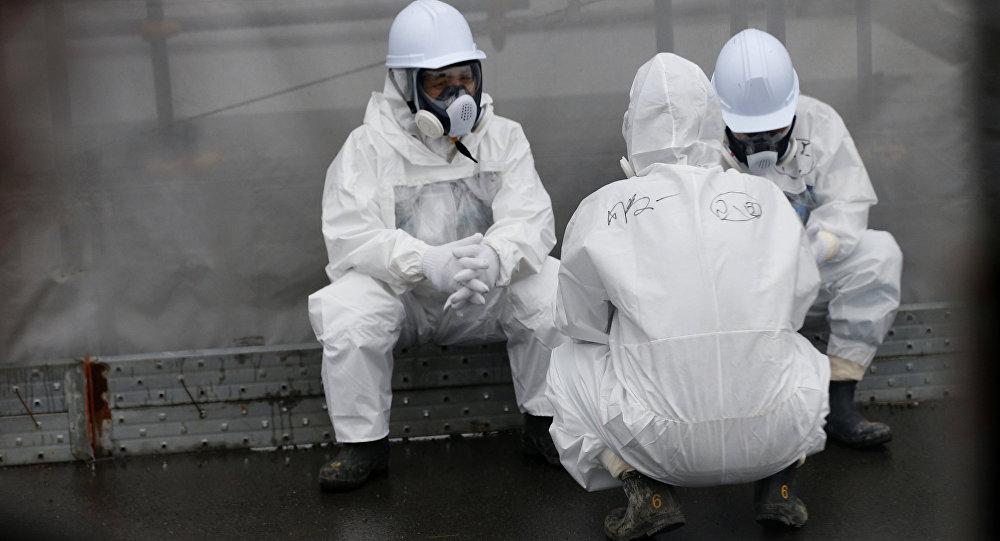 Fukushima, Japão (foto de arquivo)