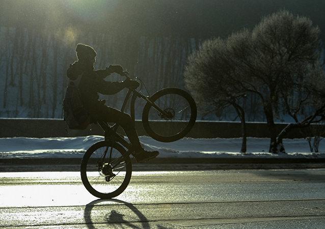 Mieux vaut tard que jamais: la police estonienne a retrouvé 14 ans après un vélo volé