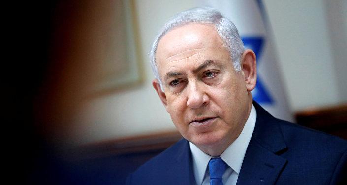 Benjamin Netanyahu, Premier ministre israélien