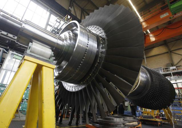 Turbines Siemens
