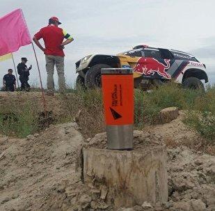 Cyril Despres Rallye de La route de la Soie 2017