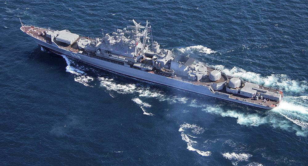 le navire Pytlivy