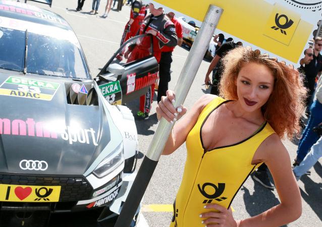 L'étape russe du championnat DTM à l'autodrome Moscow Raceway