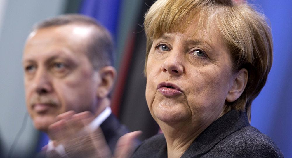 L'ambassadeur d'Allemagne à Ankara à nouveau convoqué — Turquie
