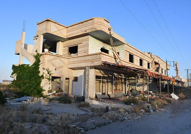La Ghouta orientale