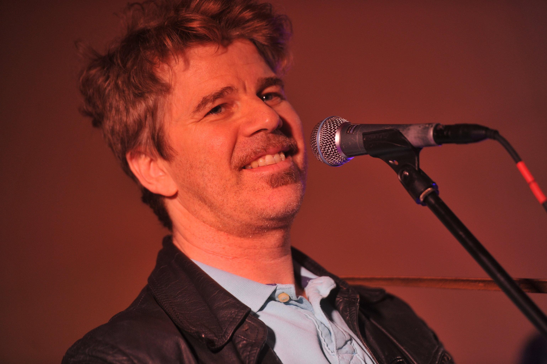 David Brown, chanteur du groupe Brazzaville