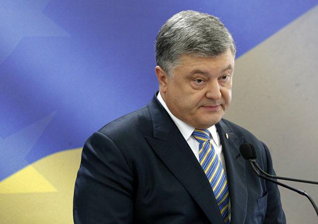 Le nombre d'Ukrainiens soutenant le Président Porochenko s'approche de zéro
