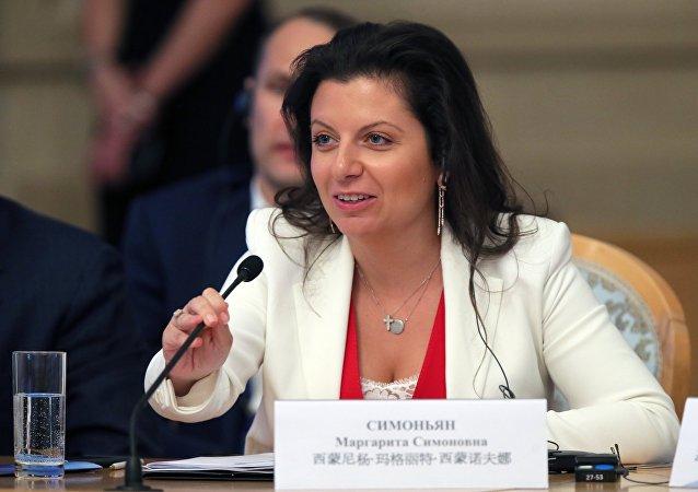 Margarita Simonian