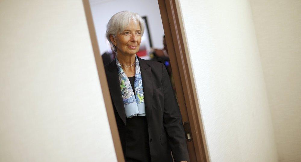 La directrice du FMI participera au forum monétaire de Moscou en septembre