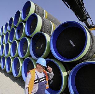 Le volume de gaz exporté par le Nord Stream en augmentation de 90%