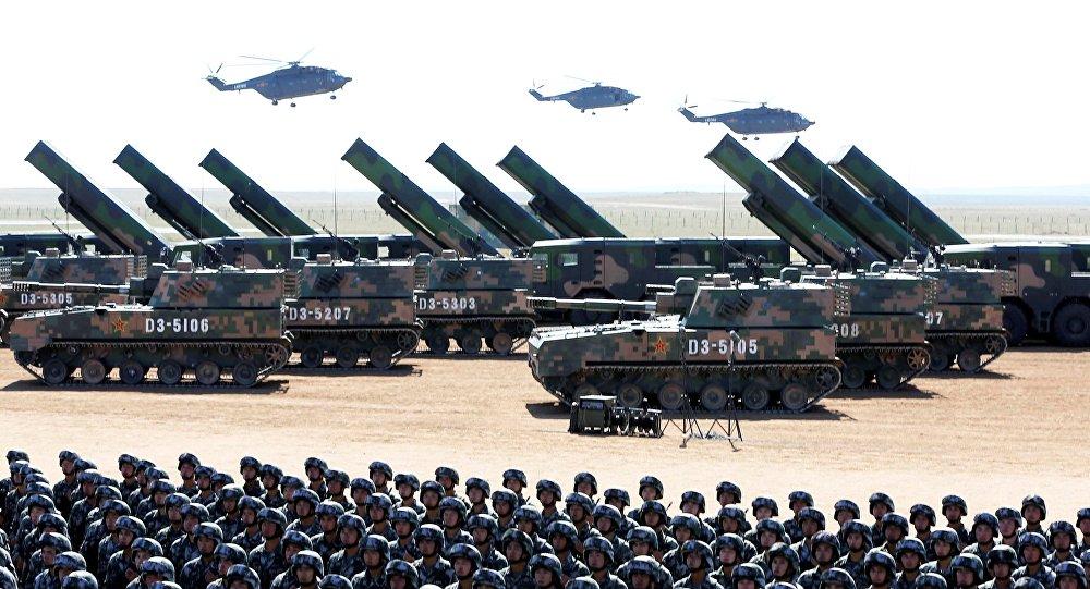 La Chine dévoile ses armements dernier cri lors d'un défilé militaire
