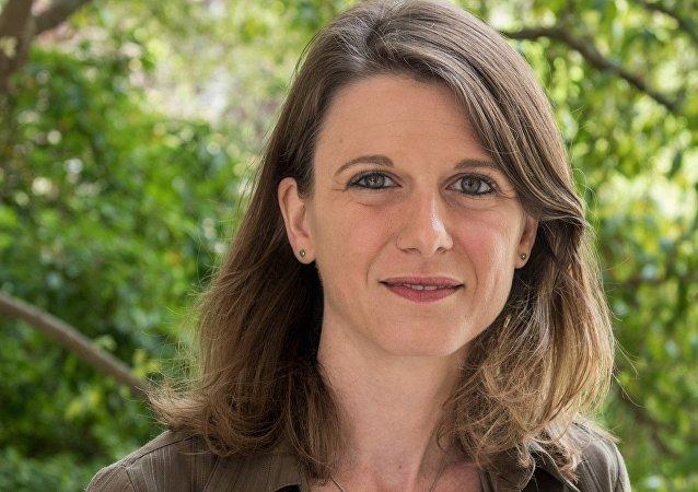 La députée de la République en Marche (LREM), Laurianne Rossi. Archive photo