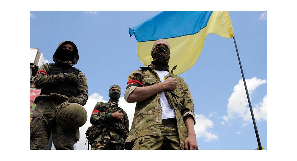 Donbass: risque de déstabilisation de la situation par le Secteur droit (insurgés)