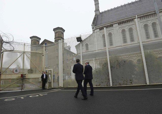 Une prison à Londres