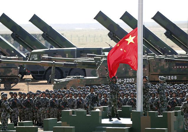 La Chine fourbit ses armes les plus modernes pour sa grande parade