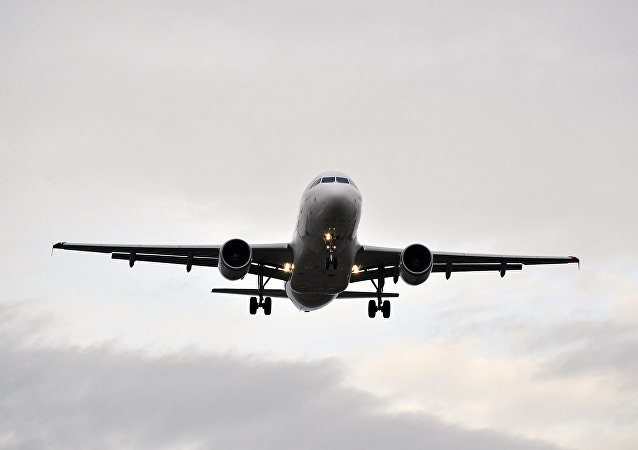 Un Airbus A319 d'Air France